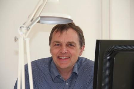 Jens Bligaard arbejdet med at udvikle en ny dataplatform, som kan håndtere Big data.