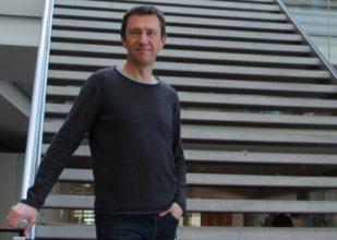 Jørgen Ringgaard fra Rambøll ønsker at udvikle en effektiv metode til at kortlægge drænrør i marken.